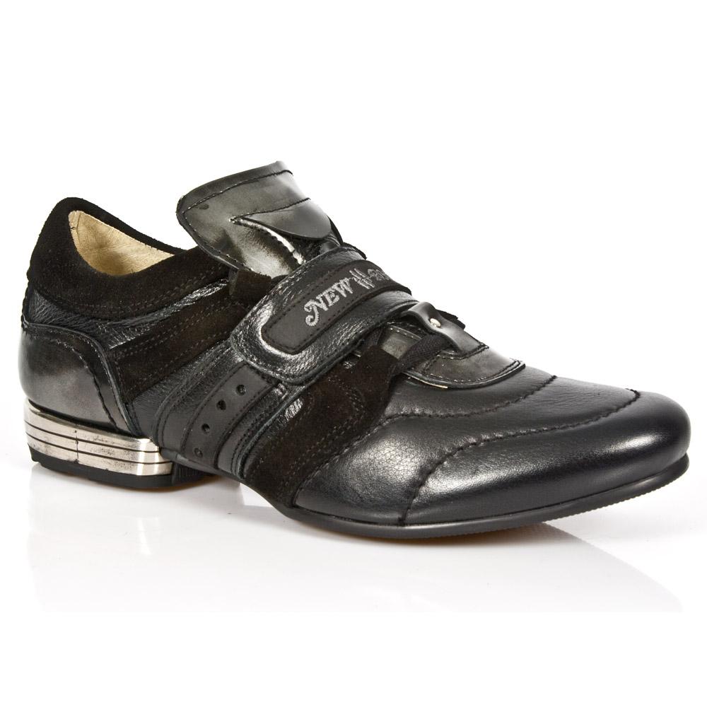 Sneakers basse collezione Snob della marca New Rock