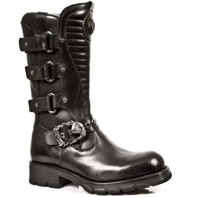 Stivali da moto New Rock della collezione Motorcycles