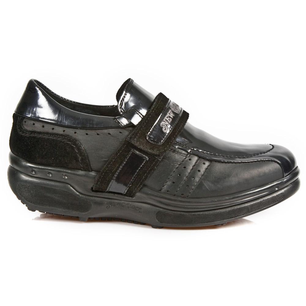 Sneakers basse collezione Rocking per uomo della marca New Rock