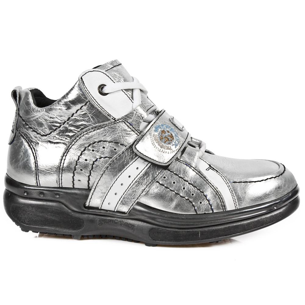 Sneakers uomo della collezione Rocking marca New Rock