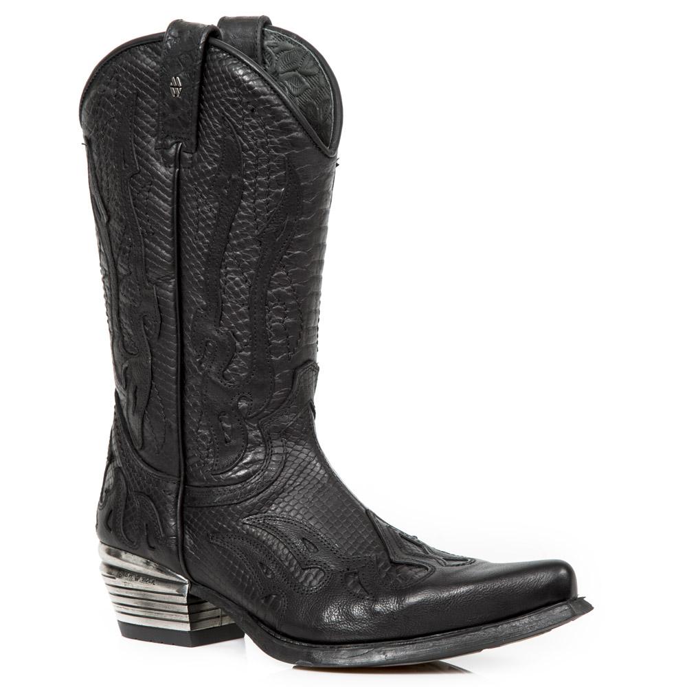 Stivali texani della collezione Dallas New Rock