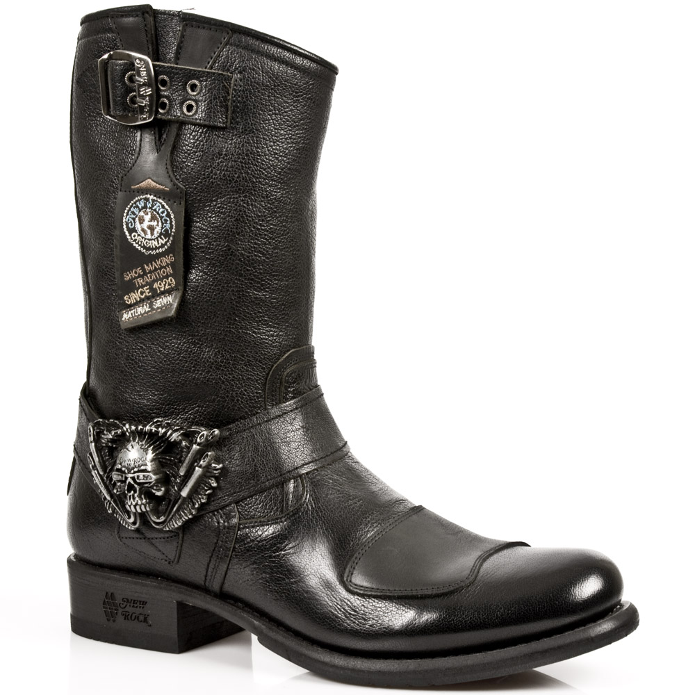 Botte New Rock collection Biker GY