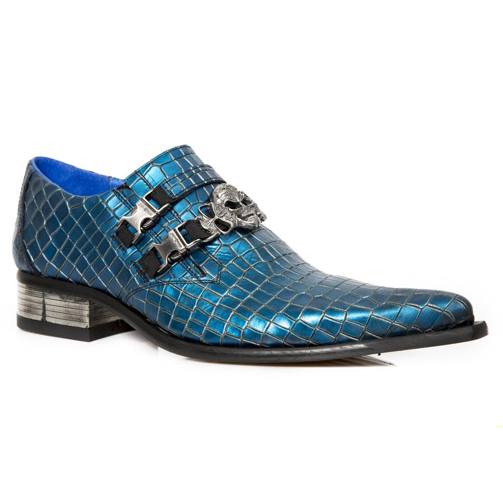 Sapatos urbanos rock coleção Newman da marca New Rock