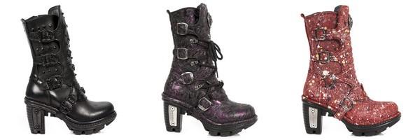 Stivali donna collezione Neotrail di New Rock