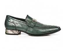 Leather shoe from New Rock for men
