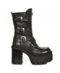 Leather shoes for women from New Rock