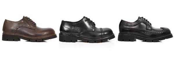 Sapatos Rangers da marca New Rock coleção Nemili