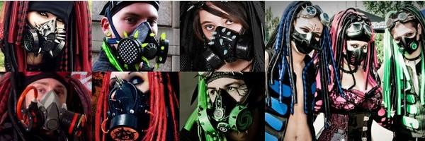 Moda Cyber Goth