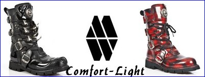 Collection Comfort-Light mixte
