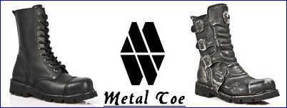 Collection Metal Toe
