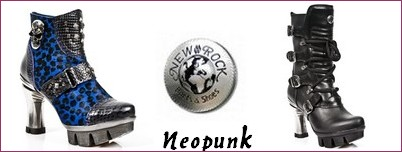 Collection Neopunk