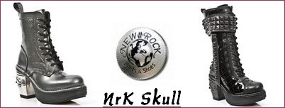 Collection NrK Skull