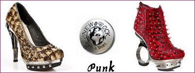 Collection Punk