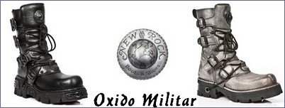 Collection Oxido Militar