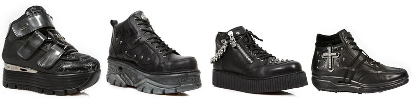Emo shoes