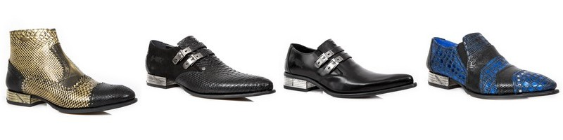 Mens shoes treet style
