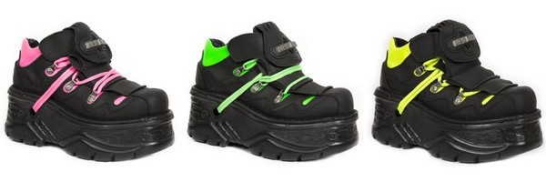 Cybergoth shoes