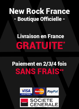 New Rock France - la boutique officielle