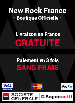 New Rock France - la boutique officielle